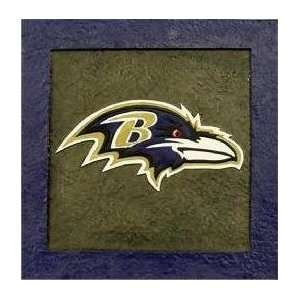 Baltimore Ravens NFL Square Stepping Stones  Sports