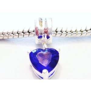 dangle charm for European charm bracelets & arts/crafts stringing