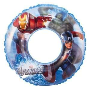 Marvel Avengers Marvel 3 D Swim Ring Toys & Games