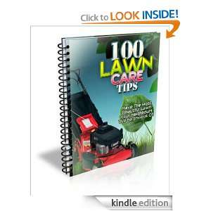 100 Lawn Care Tips: Mike Morley:  Kindle Store