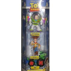 Toy Story Buddy Pack Buzz Lightyear Woody & RC  Toys & Games