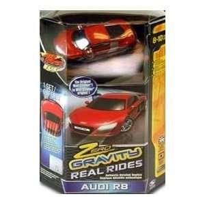 Air Hogs R/c Zero Gravity Micro Audi R8 Car Rc Red  Toys & Games