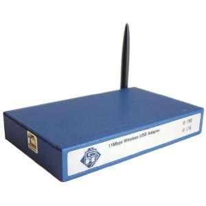 GigaFast WE741 UI 11Mbps IEEE802.11b Wireless USB Adapter Electronics