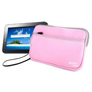 Water & Scratch Resistant Baby Pink Neoprene Zip Case For Samsung