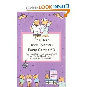 The Best Bridal Shower Party Games #2 (9780671317683