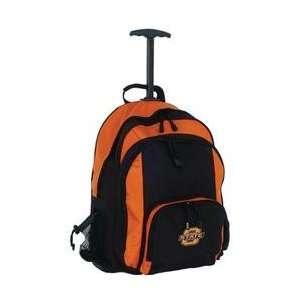 Mercury Luggage Oklahoma St. Cowboys Wheeled Backpack   OKLAHOMA STATE