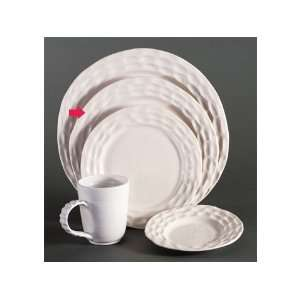Michael Wainwright Truro Origin White Dinner Plate Home & Kitchen