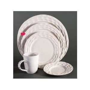 Michael Wainwright Truro Origin White Dinner Plate Home & Kitchen