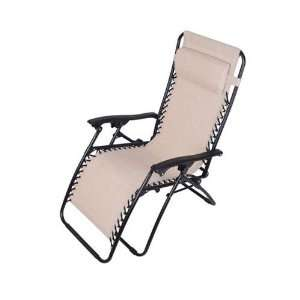 New Zero Gravity Chair Folding Recliner Patio Pool Lounge Chairs