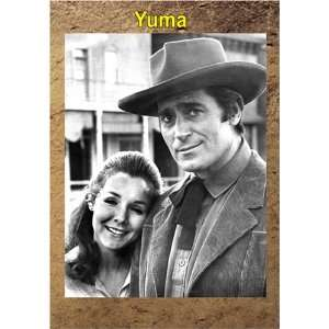 Yuma Clint Walker; Barry Sullivan; Edgar Buchanan
