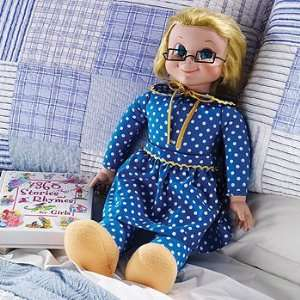 Mrs. Beasley Soft Vinyl Family Affair Vintage Doll : Toys & Games
