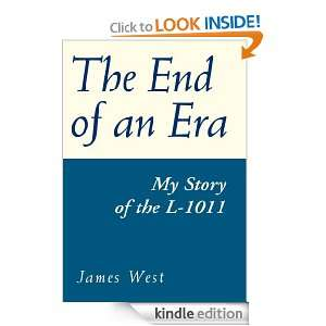 The End of an Era my story of the L 1011 James West