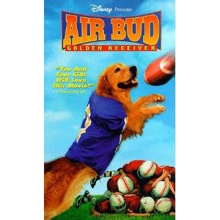 Air Bud   Golden Receiver [VHS]
