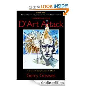 Art Attack (The Vanishing Point): Gerry Greaves:  Kindle