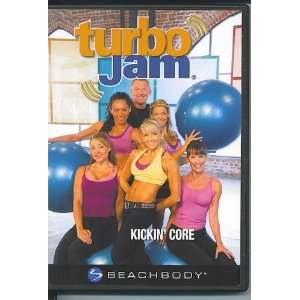 Turbo Jam Kickin Core DVD by Chalene Johnson Chalene
