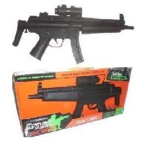 Seal Team Mp5 Mp 5 Assault Rifle Sub Machine Gun With Shooting Sounds