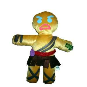 Shrek the Forever After Gingy Gingerbread Man Large Plush Doll
