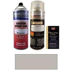 12.5 Oz. Medium Silver Metallic Spray Can Paint Kit for 2000 Fleet