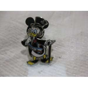 Disney Pin Scrooge McDuck As Mayor Main Street Hidden Mickey (2 of 5)