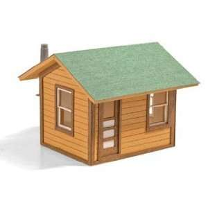 Micro Trains HO Line Shack Kit Toys & Games