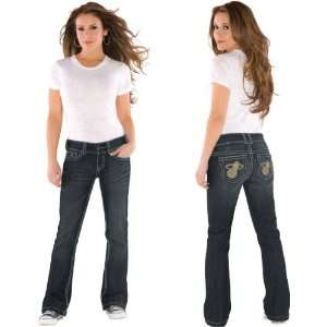 Miami Heat Womens Denim Jeans   by Alyssa Milano  Sports