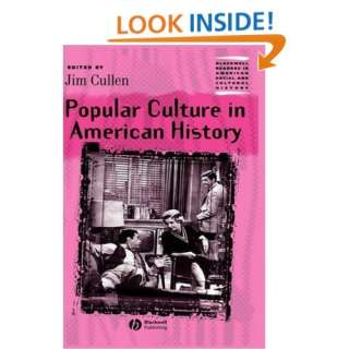 Popular Culture in American History (Blackwell Readers in