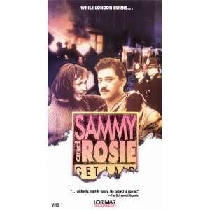 Sammy & Rosie Get Laid [VHS] Shashi Kapoor, Claire Bloom