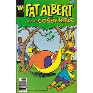 Fat Albert #25 Back Issue Comic Book (Jun 1978) Fine