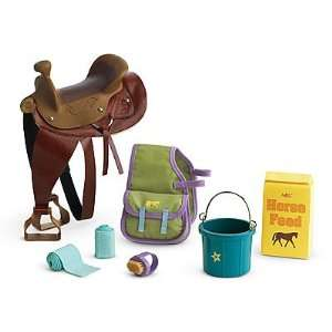 American Girl Western Saddle Set for Penny Felicitys Horse  Toys