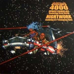 Space Cadillac/Nightwork [Vinyl]: Sir Menelik: Music