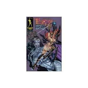 Tarot: Witch of the Black Rose, No. 2; May 2000: Jim
