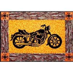 6263 Motorcycle Dreams Laser Cut Fusible Appliques Arts