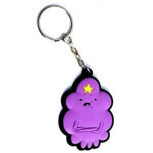 Adventure Time Lumpy Space Princess 3 d Rubber Keychain  Toys & Games