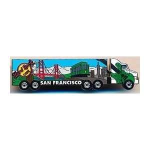Hard Rock Cafe Pin 29226 San Francisco Keep on Truckin