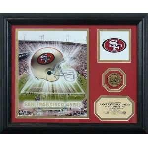 NFL San Francisco 49ers Team Pride Photo Mint