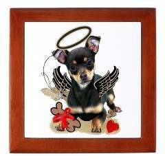Chihuahua Keepsake Box > Chihuahua (Angel) > Perfect Angels