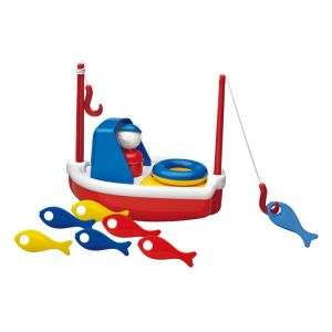 Fishing Boat Bath Toy   Bath Toys