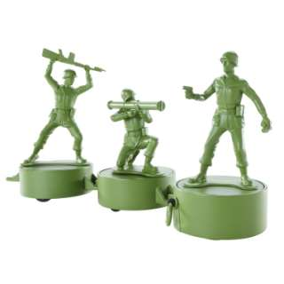 Toy Story Spin n March Green Army Men   Shop.Mattel