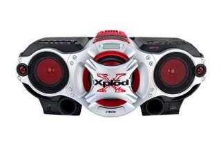 Sony CFDG700CP CD Boombox Radio Cassette Recorder