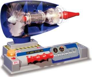 Smithsonian Jet Works Kit Motorized Jet Engine Set