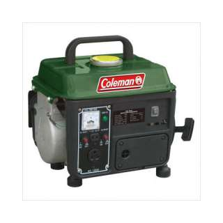Coleman 1000 Watt Gasoline Portable Generator Tools