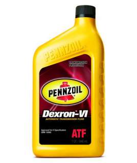 1993 1997 Ford Probe Pennzoil Auto Transmission Fluid   Dexron VI CS6