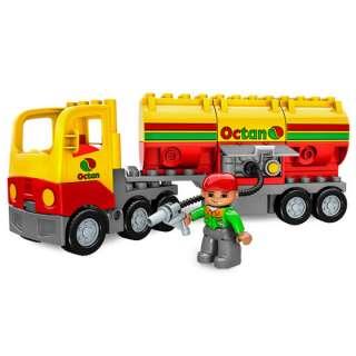 LEGO Duplo 5605 Tanker Truck