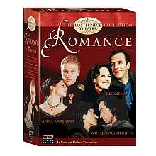 The Masterpiece Theatre Collection Romance DVD   shopPBS.org