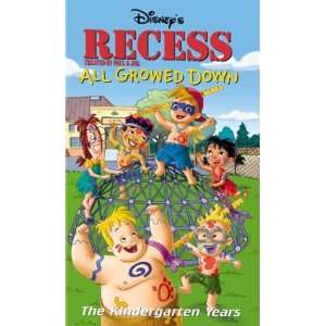 Recess   All Growed Down [VHS]: Ross Malinger, Andrew