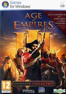 YESASIA: Age Of Empires III (Complete Collection) (English Version