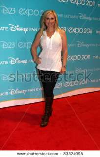 stock photo : LOS ANGELES   AUG 19: Leigh Allyn Baker at the D23 Expo