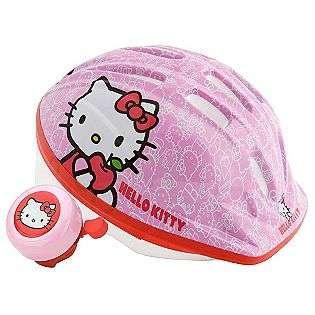 Helmet Hello Kitty  Hello Kitty Fitness & Sports Bikes & Accessories