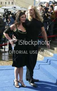 Natasha Koroleva   Moscow Film Festival Royalty Free Stock Photo