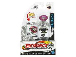 Beyblades Metal Masters Fusion Battle Top BB 45 Rock Aries Purple